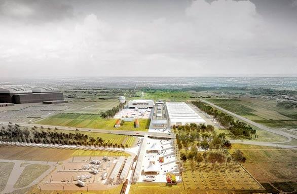 Le foncier nécessaire à la réalisation du futur Parc des Expositions revendu à Toulouse Métropole a déjà été rétrocédé ©DR