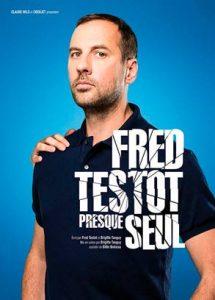 Culture Fred Testo presque seul