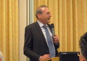 Henry Marty-Gauquié lors de sa venue à Toulouse en 2012