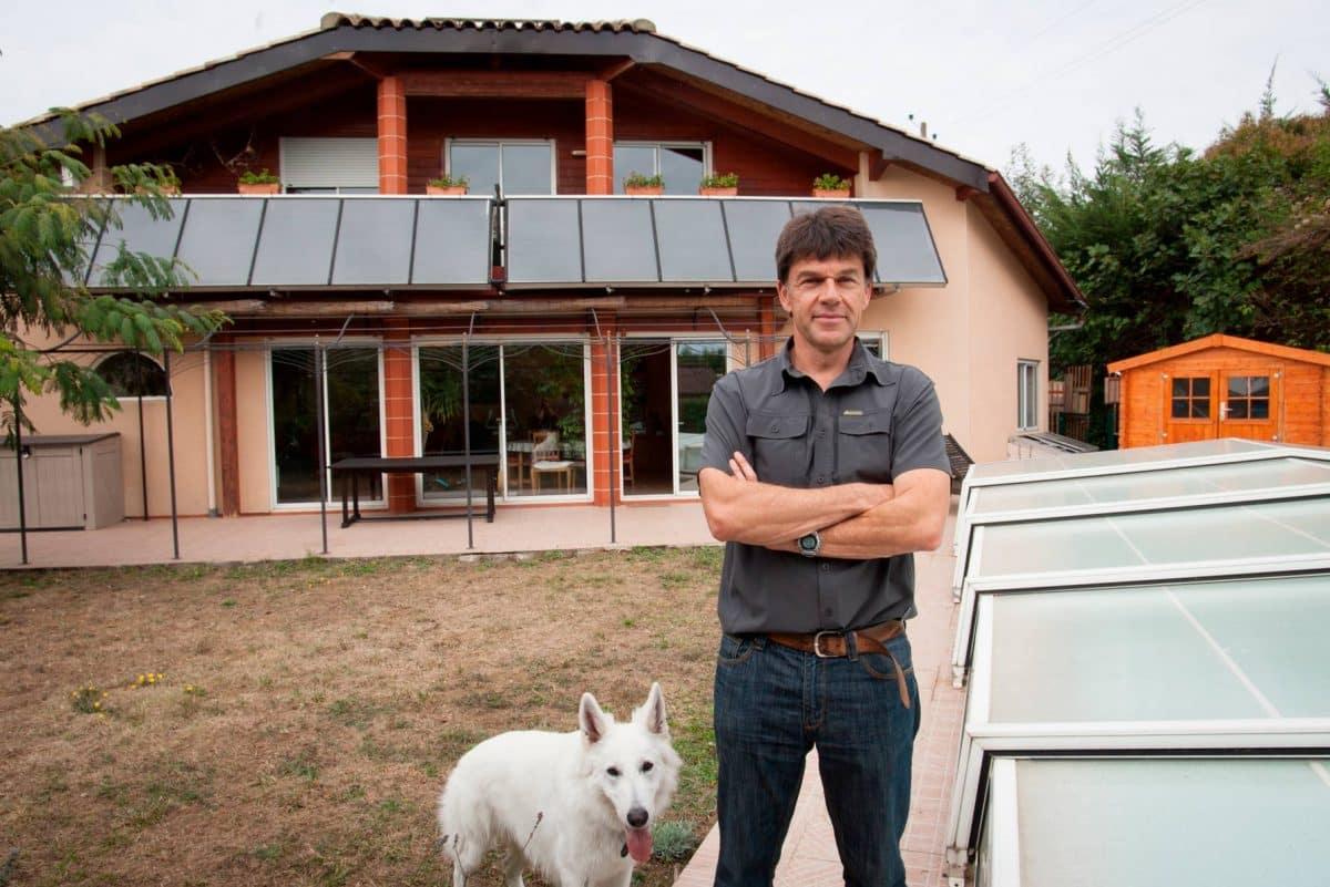 une maison autonome en électricité