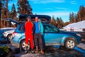 covoiturage ski