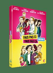 FAIS PAS CI FAIS PAS CA - DVD - 3D