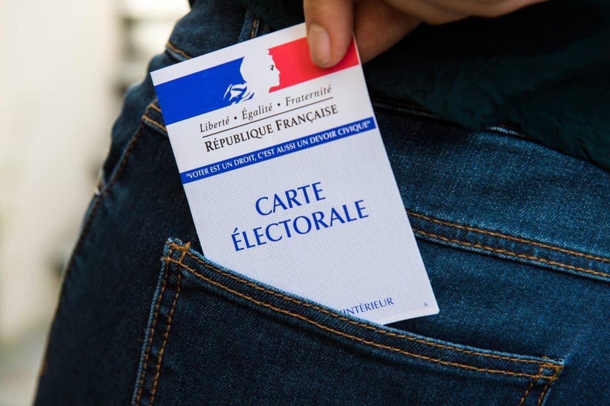 voter pour la première fois