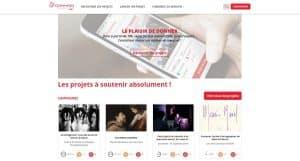 plateformes financer les projets culturels