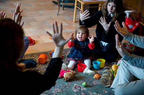 communication non verbale bébé