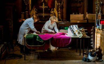 L'atelier de restauration de Toulouse