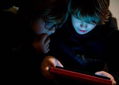 enfants numérique