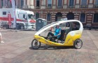 vélo taxi
