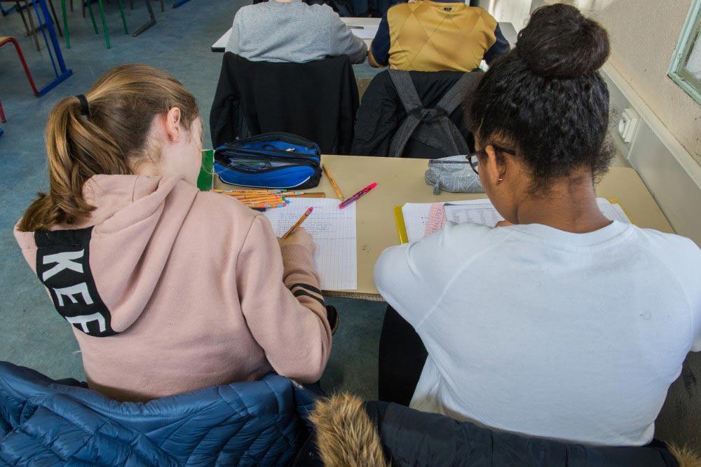 égalité des chances école