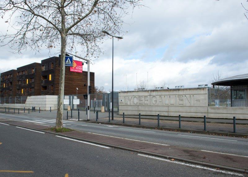 Lycée gallieni