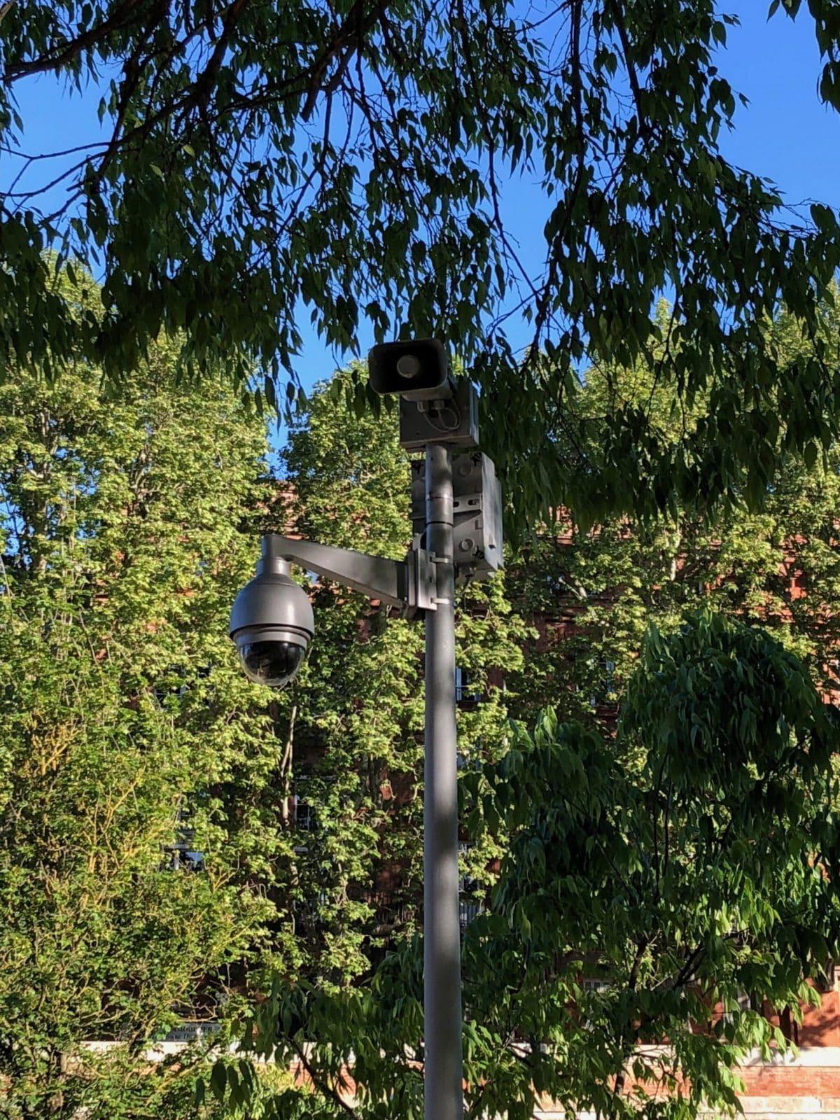 Caméra vidéo-surveillance Daurade