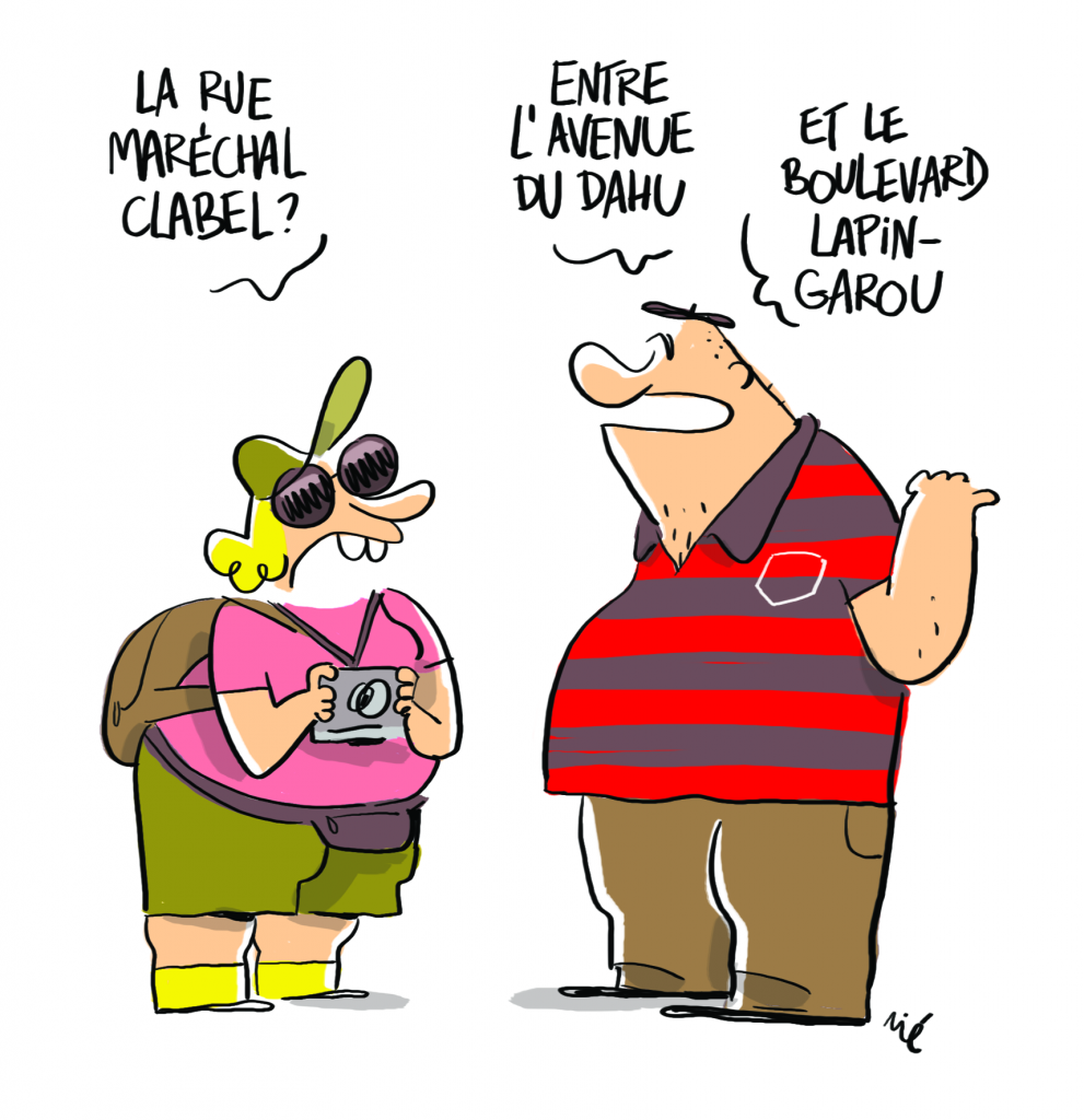BQE Clabel