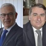 Alain Di Crescenzo et Philippe Robardey