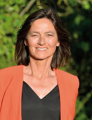Portrait Sandrine Mörch, deputee de Haute-Garonne