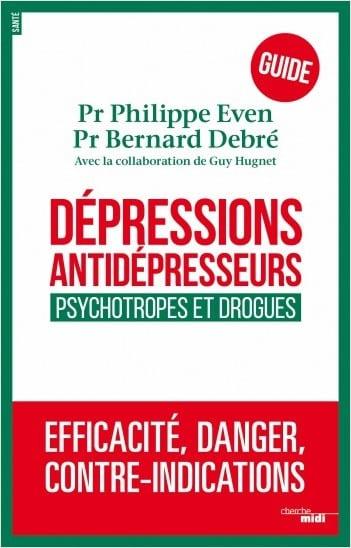 Dépressions antidépresseurs livre