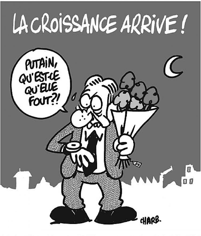 Affiche Charb