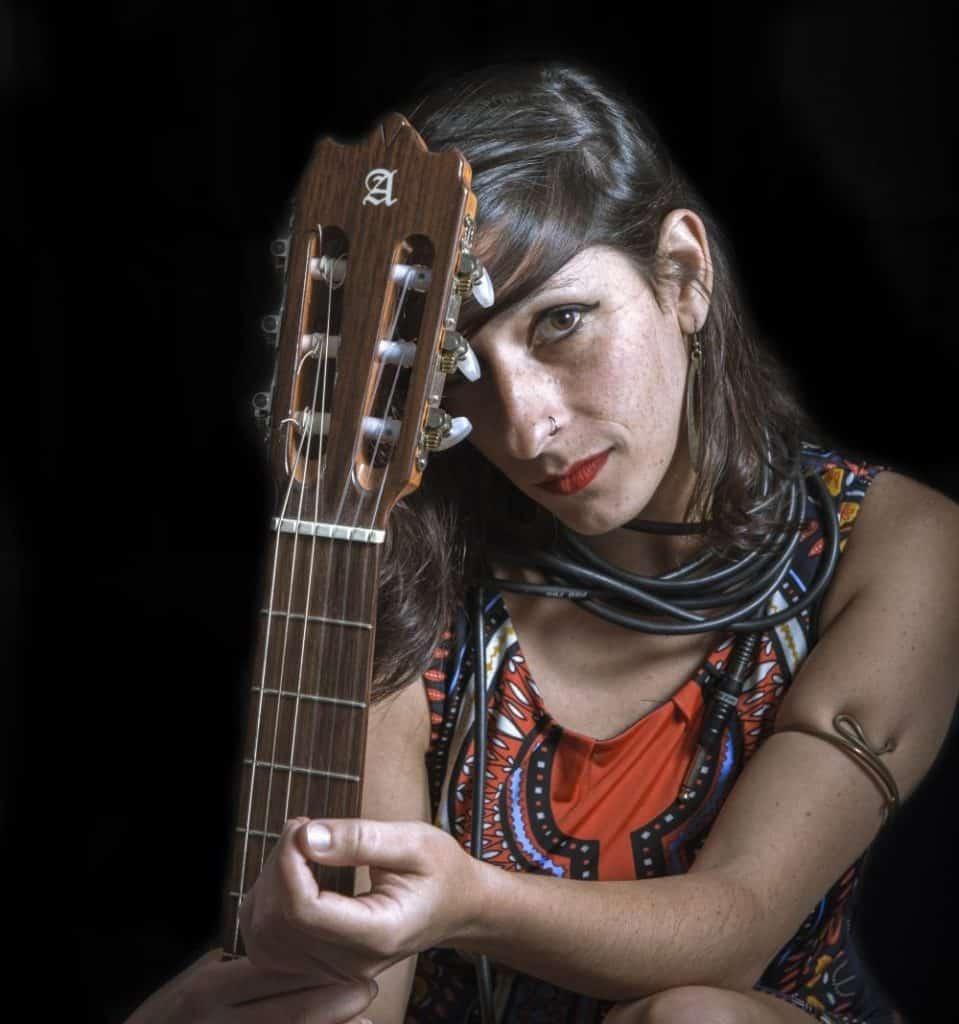 Irina Gonzalez Photo by Enrique Del Castillo