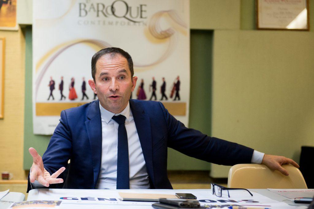 Benoit Hamon Générations Toulouse