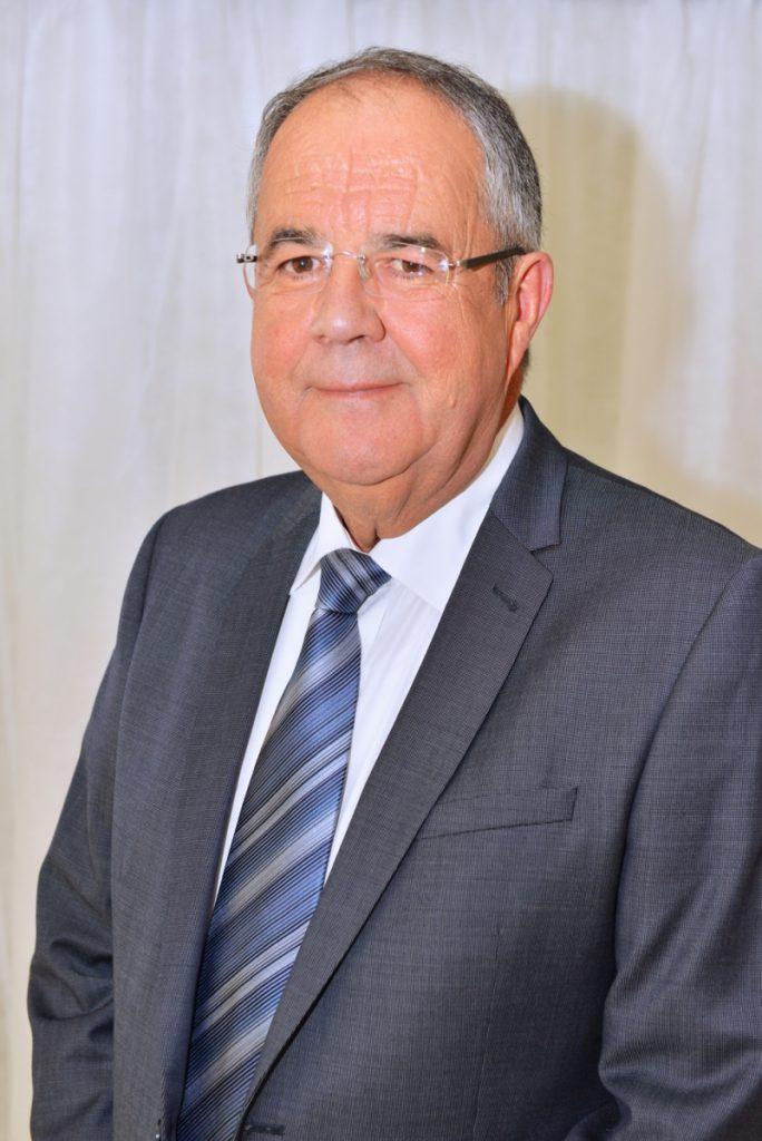 Louis Escoula, maire de Plaisance-du-Touch