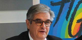 Georges Méric, le président du Conseil départemental de la Haute-Garonne © @ Coralie Bombail / JT