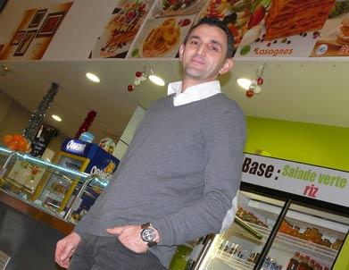 [Portrait d'un entrepreneur] Yacine Mazzouj impose sa pâte