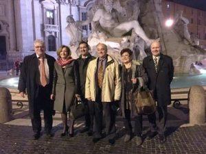 L'ADEC-NS à la rencontre de l'ONU à Rome