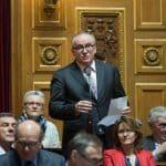 """Pierre Médevielle : """"Si on ne réagit pas, l'UDI va disparaître"""""""