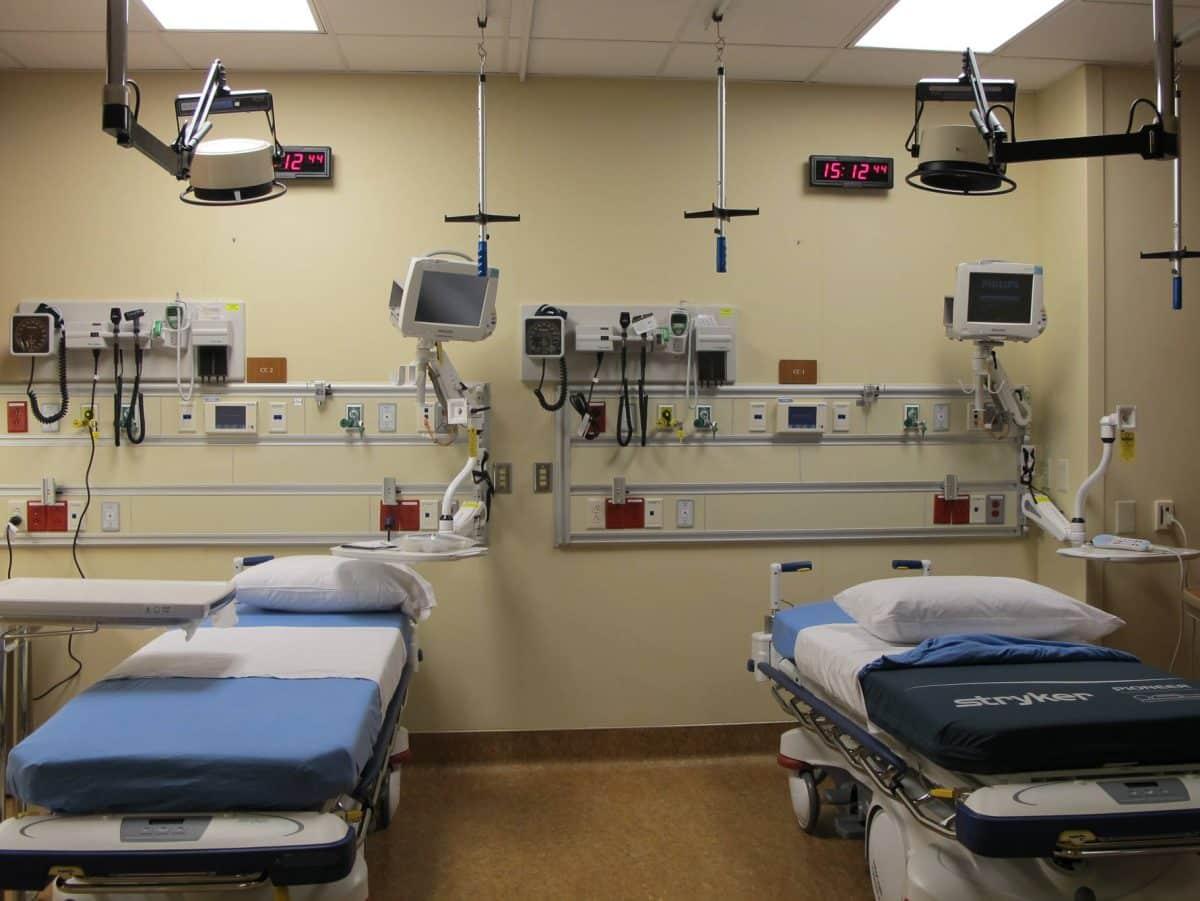 CHIVA hôpital Covid