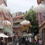 Les quartiers d'été de Toucouleurs à Arnaud Bernard