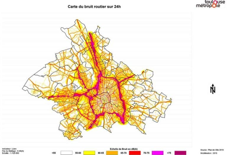[Dossier] La ville d'aujourd'hui est- elle plus bruyante que celle d'hier ?