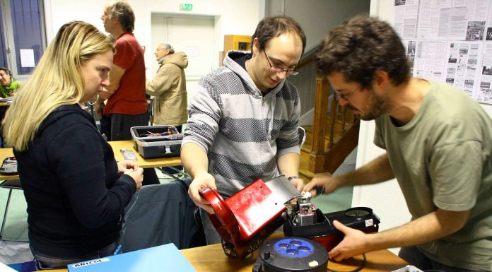 repair cafe, café bricol