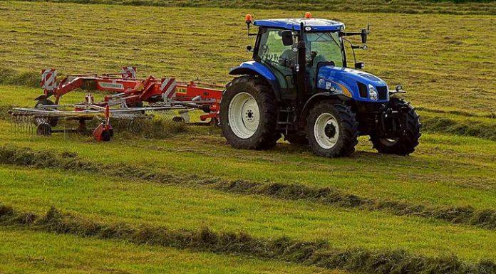 agriculteur tracteur