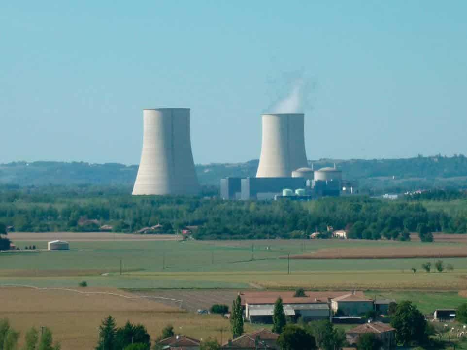 centrale nucléaire golfech