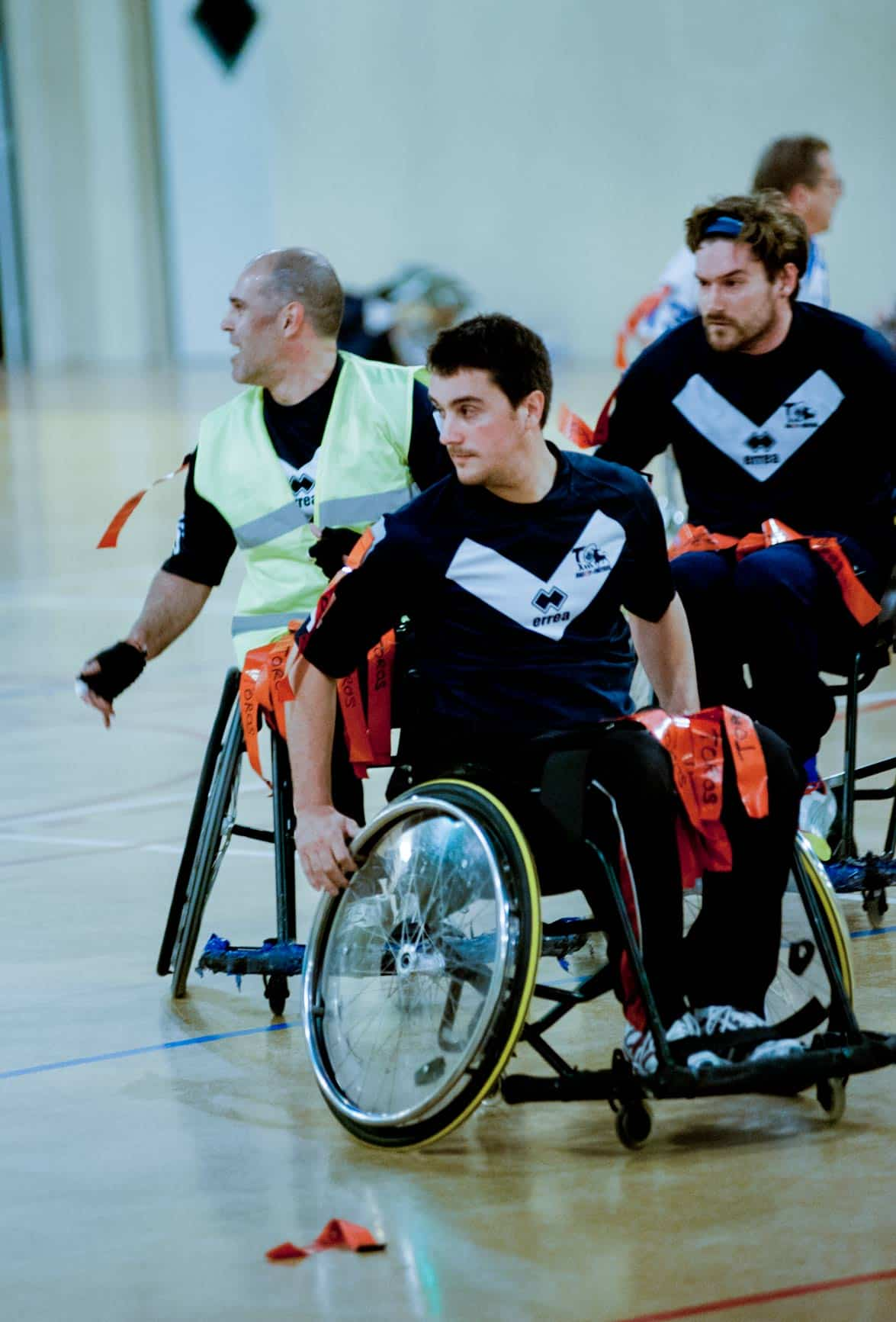 rugby fauteuil saint jory