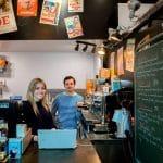 [Lèche Vitrine] Joe's Corner : un café à la page