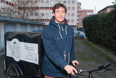 Thomas Chenut : recycler les huiles usagées à Toulouse