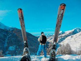Skier autrement