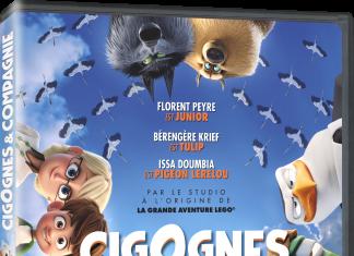 concours cigognes et compagnie DVD 3d