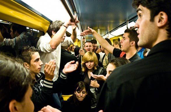 metro bonde Toulouse