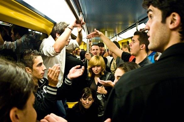 Le dernier métro partira à 3h le jeudi
