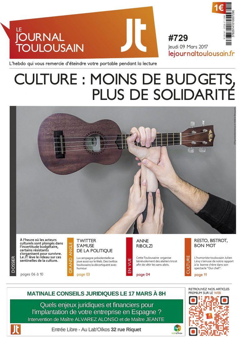 Journal toulousain du 9 mars 2017