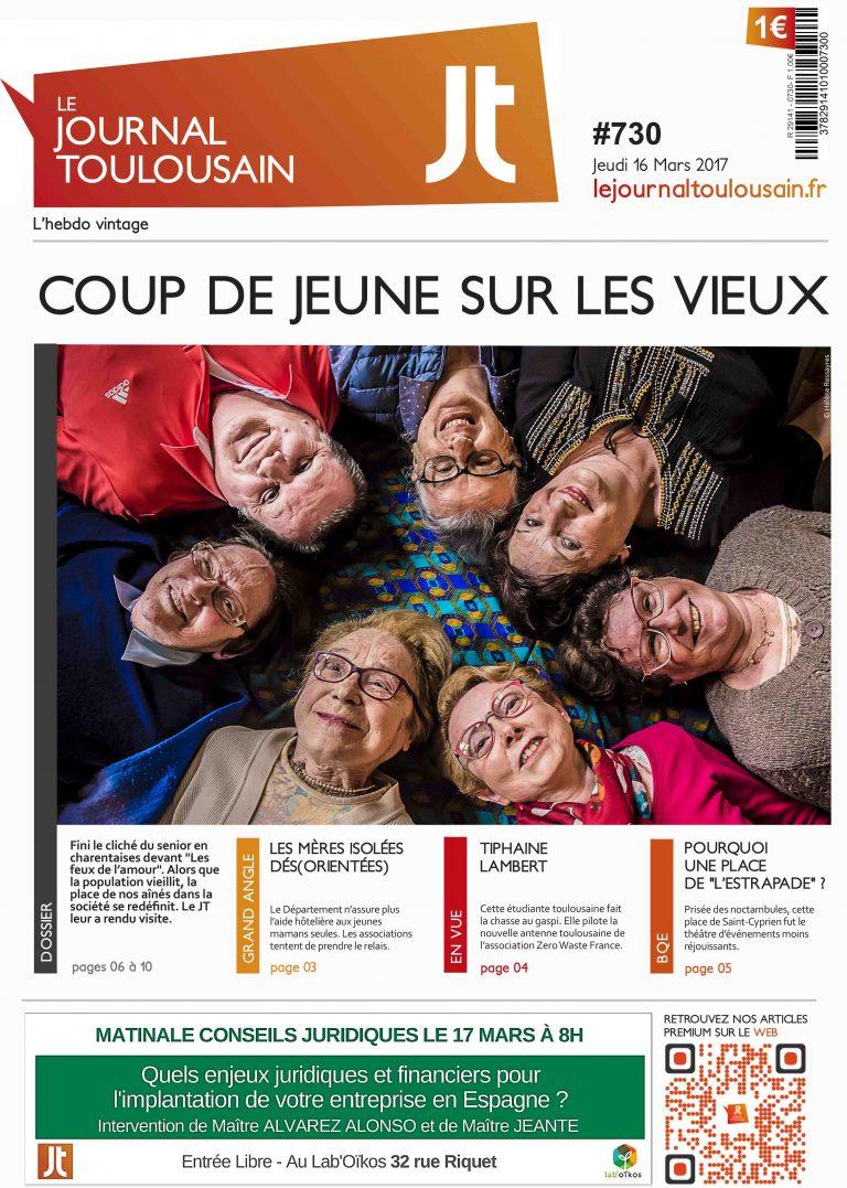 Journal toulousain du 16 mars 2017
