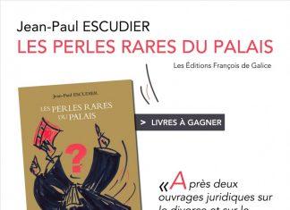 concours gagnez le livre Les Perles Rares du Palais