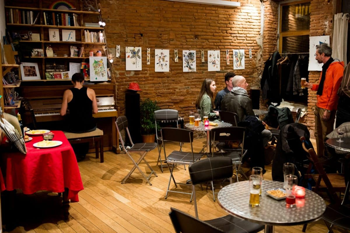 café alternatif La Candela toulouse