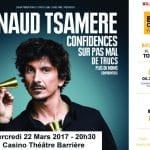 [Expiré] Concours – Gagnez des places pour le spectacle d'Arnaud Tsamère