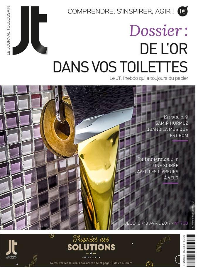 Journal toulousain du 6 avril 2017