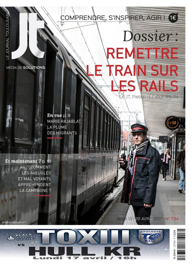 Journal toulousain du 13 avril 2017