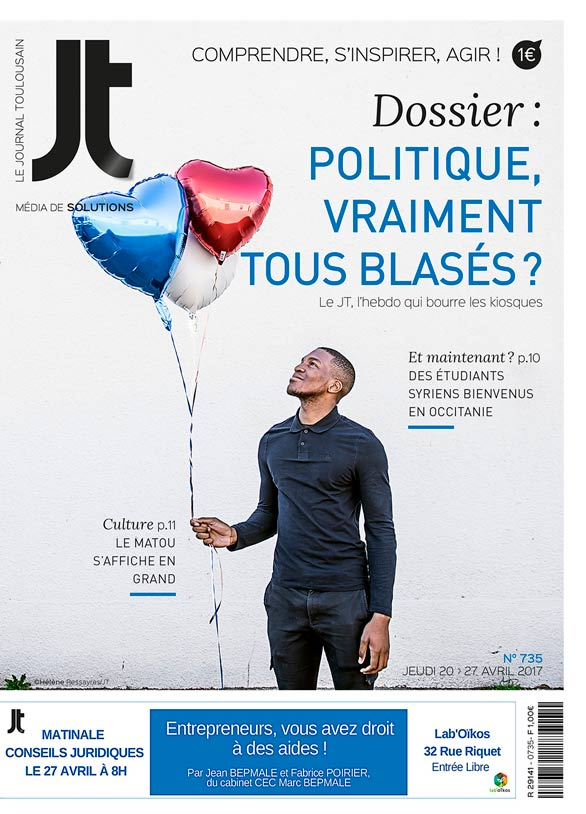 Journal toulousain du 20 avril 2017