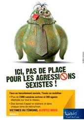 campagne tisséo harcèlement