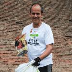 [En Vue] Philippe Ventura, champion de course en sac